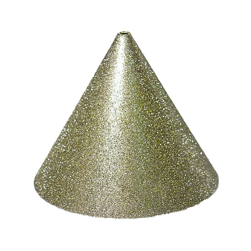 Cono de diamante grueso