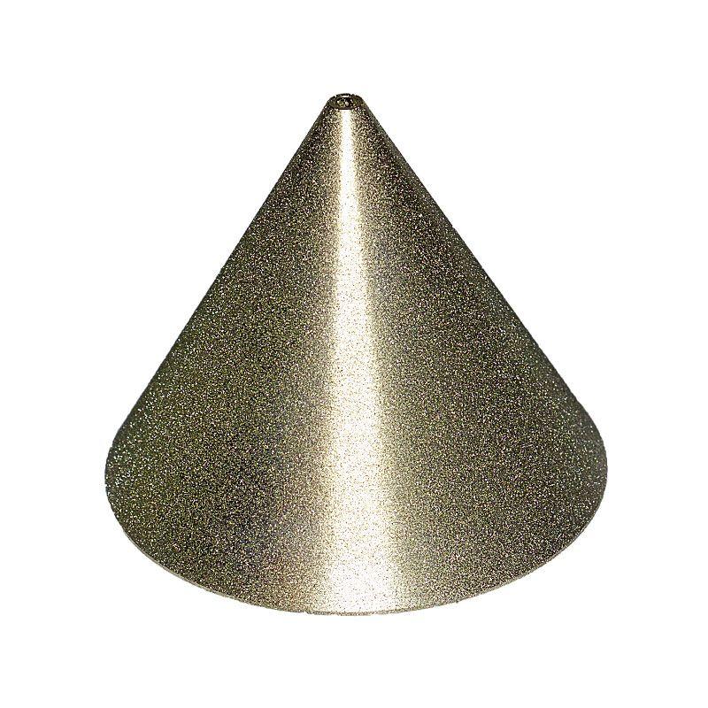 Cono de diamante medio